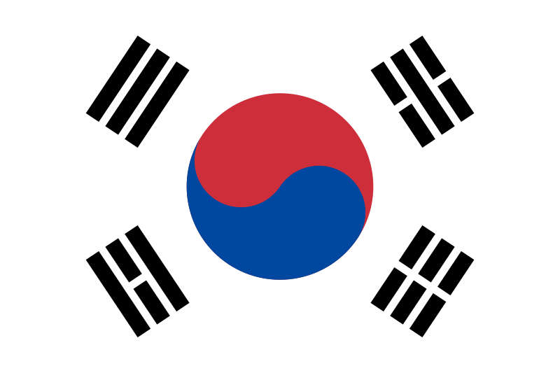 Datei:Flag of South Korea.png