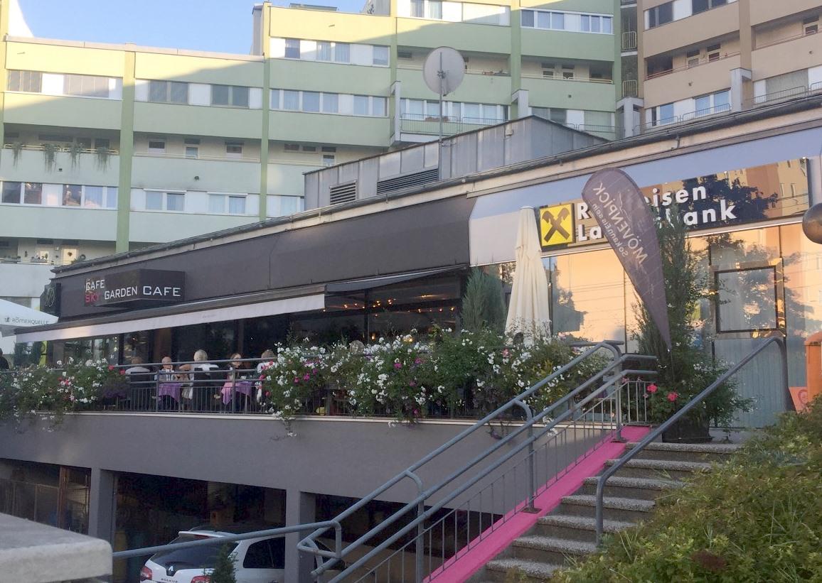 Skygarden Café Biesenfeld Linzwiki