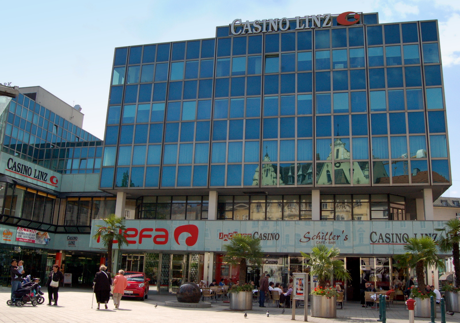 casino in linz