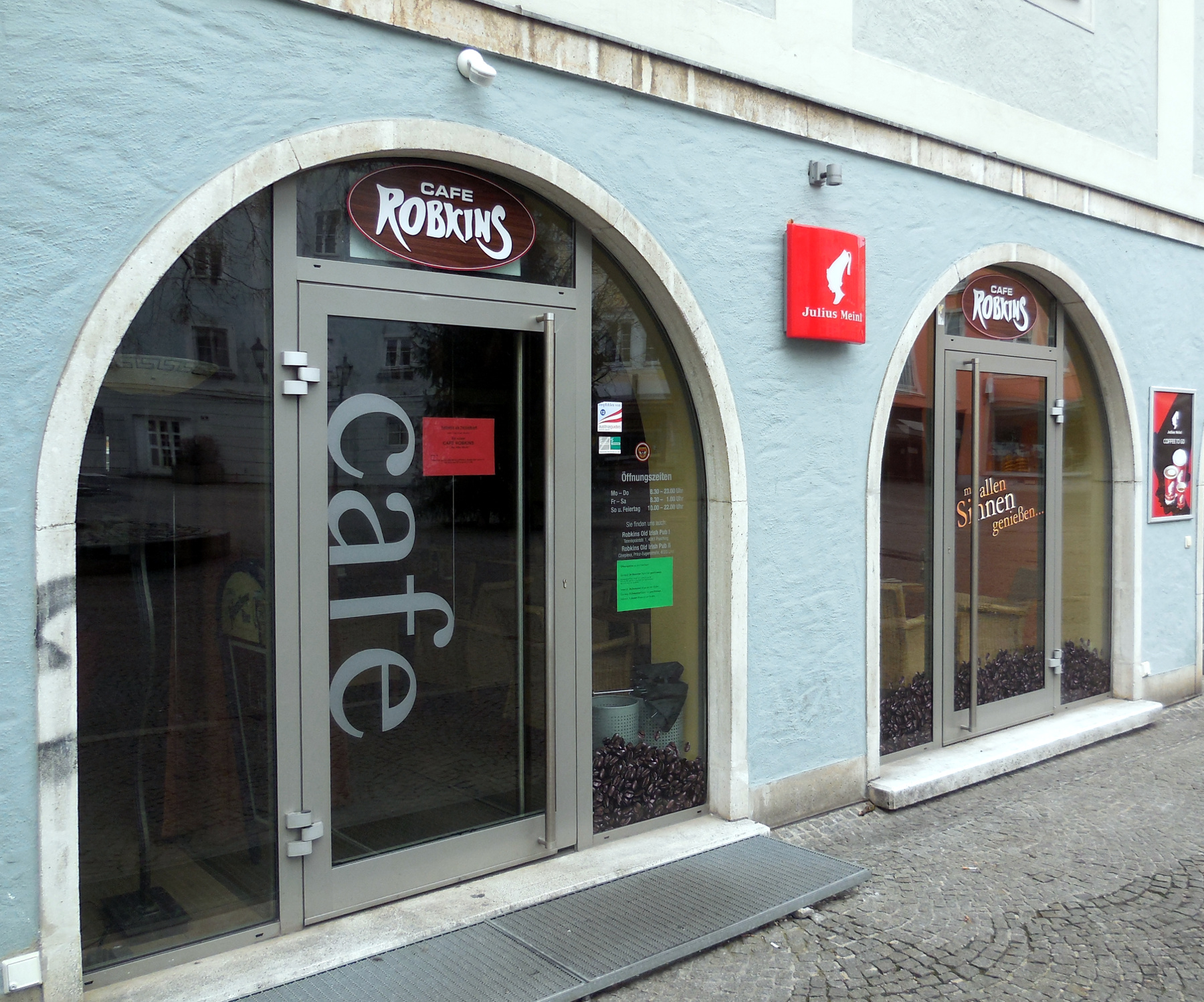 Cafe Alter Markt Euskirchen Heiligabend