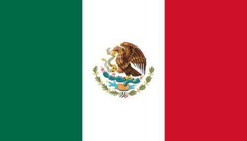 Datei:500px-Flag of Mexico.png