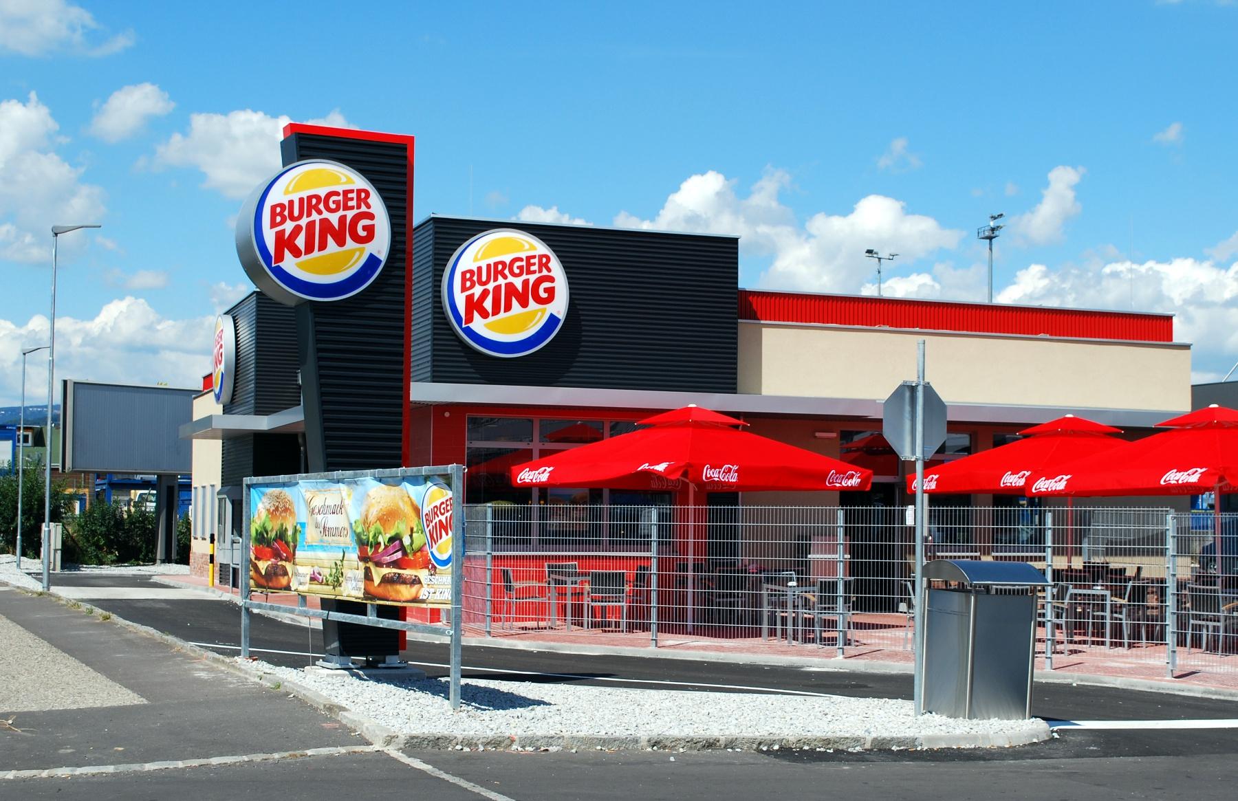 Burger King Filiale