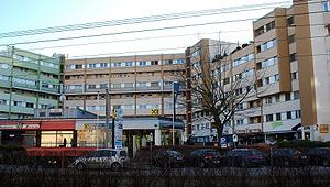 Einkaufszentrum Biesenfeld Linzwiki