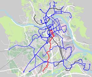 Linie 41 Osnabrück