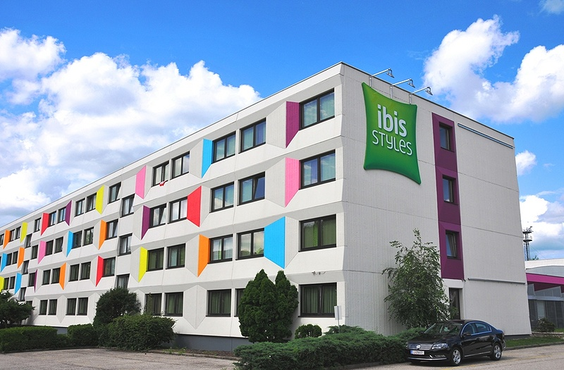 Hotel Ibis Styles Paris Mabena Olympiades