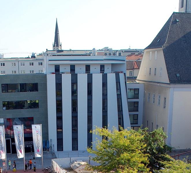 Datei Edith Stein Haus – LinzWiki
