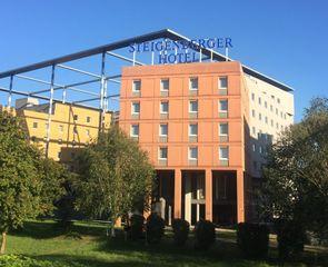 Bilder Fitnessbereich Hotel Leonardo Munchen