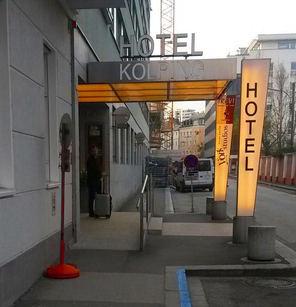 Hotel Kolping Linz Parken