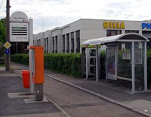 Haltestelle Neue Heimat Linz Linzwiki
