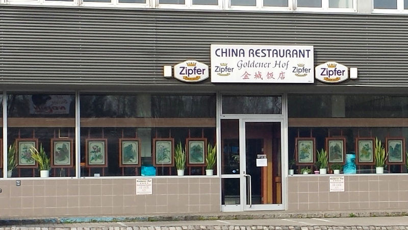 Golden China Restaurant West Salem Wi
